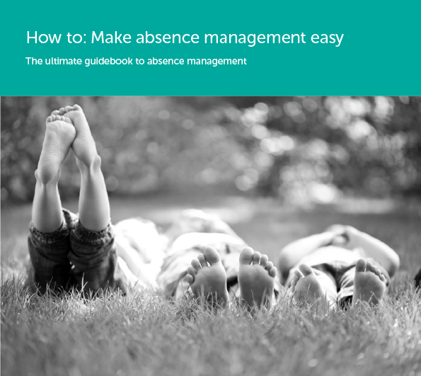 eBook-How to make absence management easy